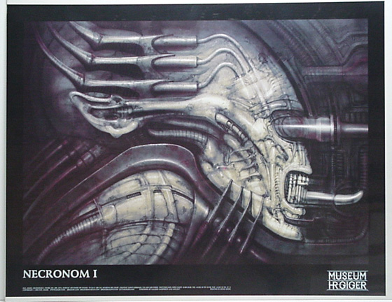 Hr Giger Larger Art Prints And Posters