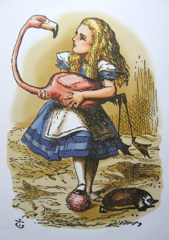 Image result for john tenniel alice in wonderland