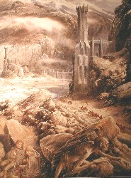 Lord Of The Rings Artist Alan Lee
