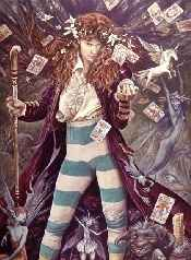 """/""""The Magician/"""" by Brian Froud  FANTASY ART PRINT"""