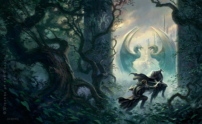 ART PRINTS AND POSTERS OF ARTWORK BY FANTASY AND GOTHIC ARTIST TODD